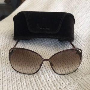 Tom Ford Carla Sunglasses